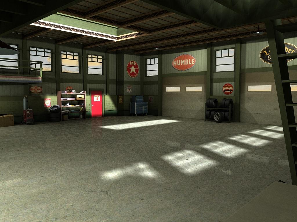 Garage gamme for Garage pixel auto metz