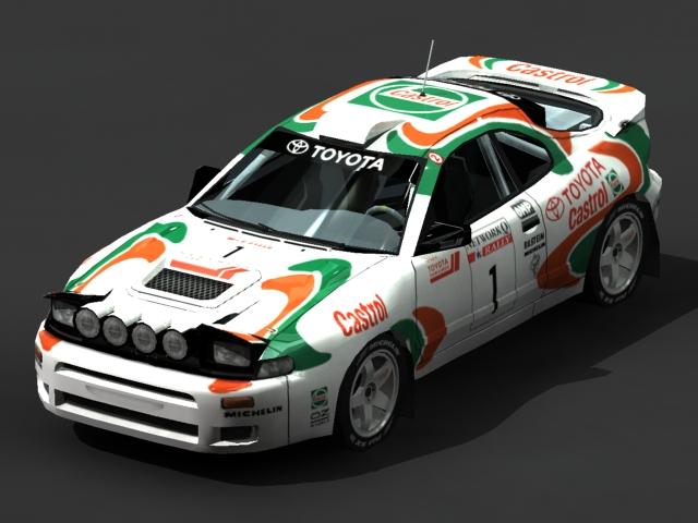 free 3d car models for unity