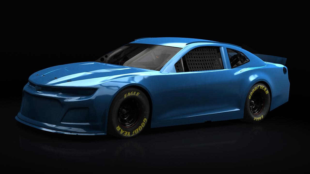 2018 NASCAR Camaro